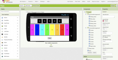 MIT App Inventor for Year 7 – 10